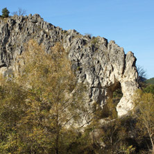 Rock-formation The Elephant, Smolyan Region