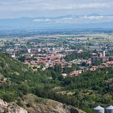 Асеновград погледнат от Асенова Крепост, Пловдивска Област - Снимки от България, Курорти, Туристически Дестинации