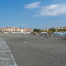 Плаж Нестинарка, близо до Царево, Област Бургас - Снимки от България, Курорти, Туристически Дестинации