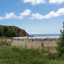 Синеморец, Южен плаж Бутамята, Област Бургас - Снимки от България, Курорти, Туристически Дестинации