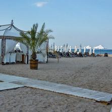 Плаж Оазис между Царево и Лозенец,  Област Бургас - Снимки от България, Курорти, Туристически Дестинации