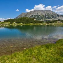 Muratovo (Hvoynato) Lake and Todorka Peak, Pirin Mountain