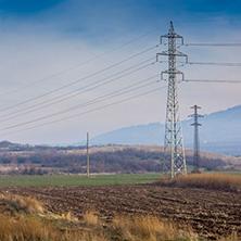 Полето близо до град Перущица, Пловдивска област - Снимки от България, Курорти, Туристически Дестинации
