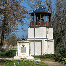 Камбанарията на Църквата в Село Горски Извор, Област Хасково - Снимки от България, Курорти, Туристически Дестинации