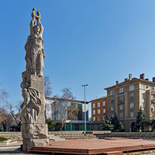 Димитровград, Площад Дружба, Област Хасково - Снимки от България, Курорти, Туристически Дестинации