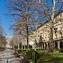 Димитровград, Сградата на Общината, Област Хасково - Снимки от България, Курорти, Туристически Дестинации