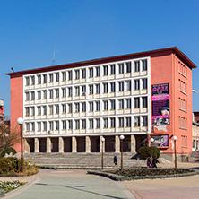 Димитровград, Площад България, Област Хасково - Снимки от България, Курорти, Туристически Дестинации
