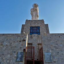 Град Хасково, Статуя на Света Богородица с Младенеца,Област Хасково - Снимки от България, Курорти, Туристически Дестинации