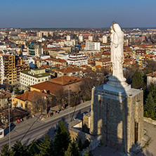 Haskovo town, The Monument of the Holy Mother of God, Haskovo Region