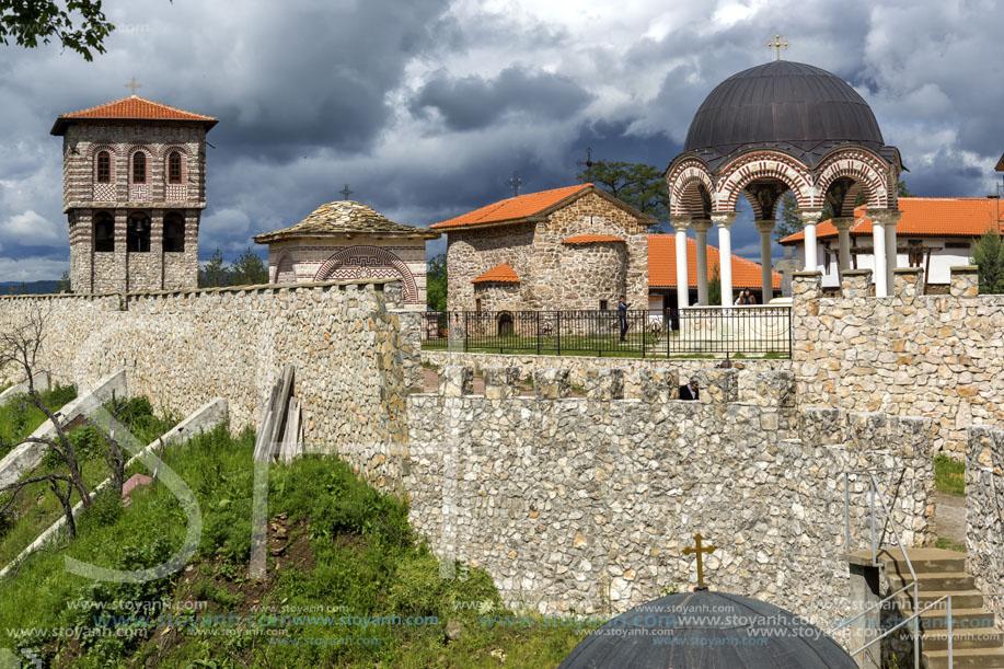 Crnogorskiyat Manastir Giginski Manastir Chernogorski Manastir