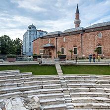 Пловдив, Римски Стадион и Джумая Джамия, Област Пловдив - Снимки от България, Курорти, Туристически Дестинации