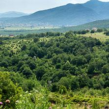 Горнотракийска низина, Изглед от Родопите, Област Пловдив - Снимки от България, Курорти, Туристически Дестинации