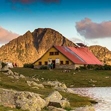 Заслон Тевно Езеро, Пирин - Снимки от България, Курорти, Туристически Дестинации