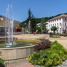 Централната част на Трън, Област Перник - Снимки от България, Курорти, Туристически Дестинации