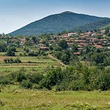 Изглед към Жеравна, Област Сливен - Снимки от България, Курорти, Туристически Дестинации