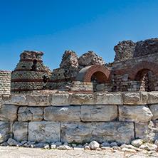 Несебър, Крепостната стена, Област Бургас - Снимки от България, Курорти, Туристически Дестинации