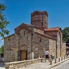 Несебър, Църква Свети Йоан Кръстител, Област Бургас - Снимки от България, Курорти, Туристически Дестинации