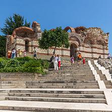 Несебър, Църква Свети Йоан Алитургетос, Област Бургас - Снимки от България, Курорти, Туристически Дестинации