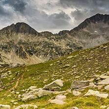 Върховете Каменица и Малка Каменица, Пирин - Снимки от България, Курорти, Туристически Дестинации