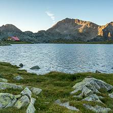 Изгрев, Връх Каменица и Тевно Езеро, Пирин - Снимки от България, Курорти, Туристически Дестинации