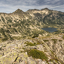 Панорама около Попово Езеро, Пирин - Снимки от България, Курорти, Туристически Дестинации