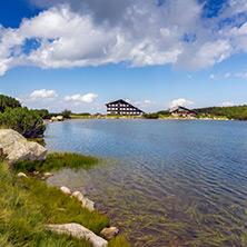 Хижа Безбог и Езеро Безбог, Пирин - Снимки от България, Курорти, Туристически Дестинации