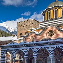 Рилски Манастир - Снимки от България, Курорти, Туристически Дестинации