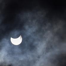 Слънчево затъмнение, 20 март 2015 г., София - Снимки от България, Курорти, Туристически Дестинации