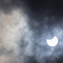 Solar Eclipse, 20 March 2015, Sofia City